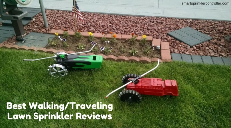 Best Walking Traveling Lawn Sprinkler Reviews Of 2017