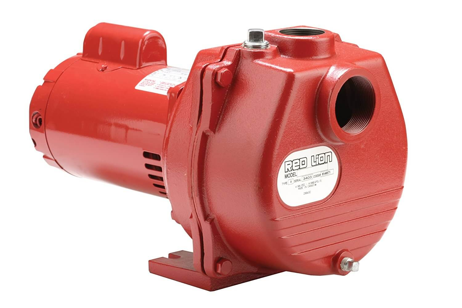 Red Lion RLSP-200 Sprinkler Pump