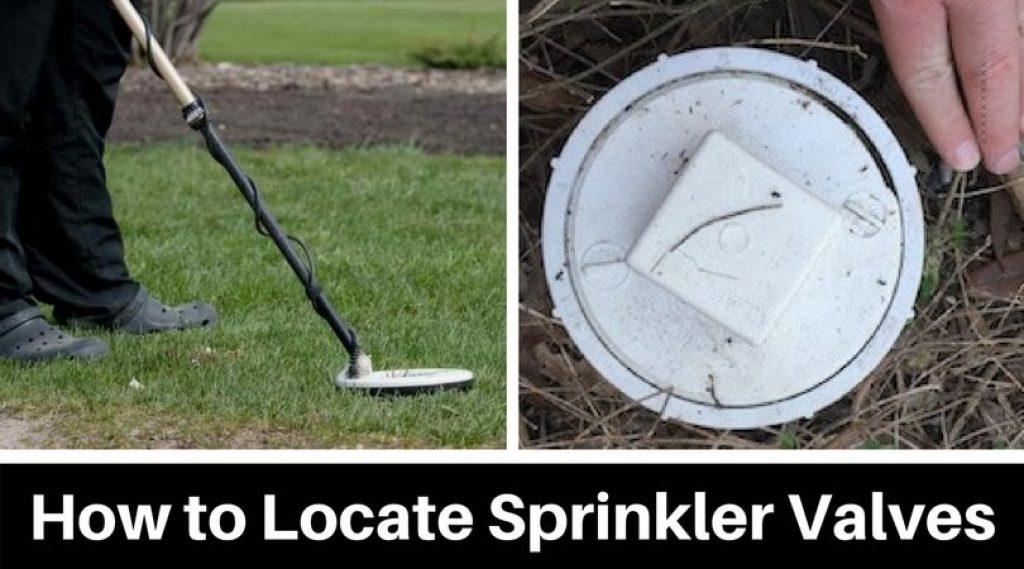How to Locate Sprinkler Valves