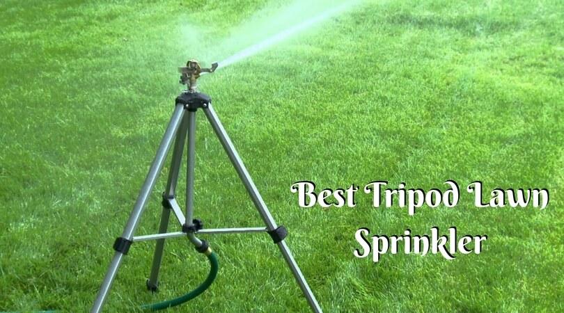 Best Tripod Lawn Sprinkler