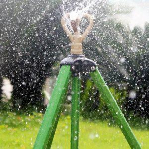 SOMMERLAND Heavy Duty Spinning Sprinkler