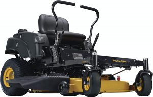 Poulan Pro Zero Turn Radius Riding Mower
