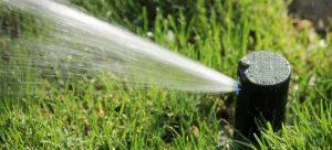 Turn your sprinkler on