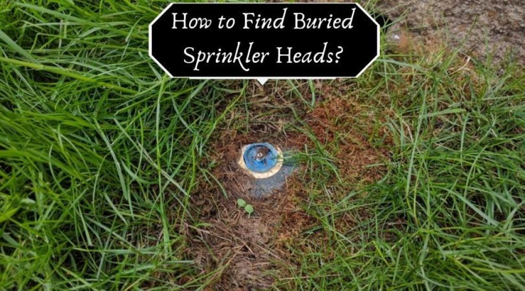 How to Find Buried Sprinkler Heads