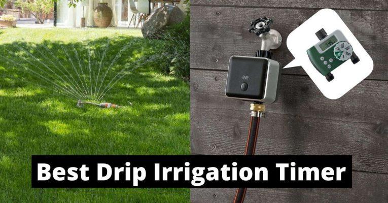 Best Drip Irrigation Timer